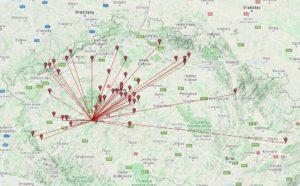 mapa 2m